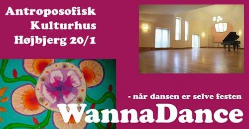 WannaDance i Antroposofisk Kulturhus