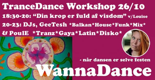 WannaDance i Oktober - Let's Dance